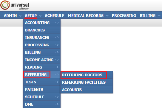 setup-referring-referringdoctors