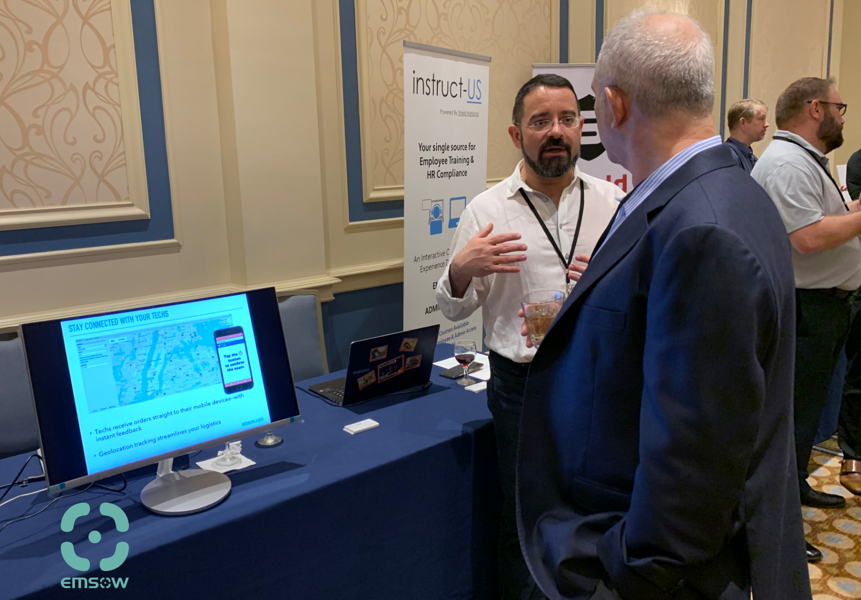 EMSOW at UPDA 2019